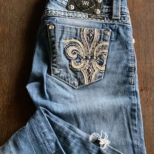 Miss Me Jeans 26 X 32 Boot